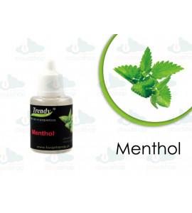 Płyn Trendy MENTHOL 0 mg 50 ml