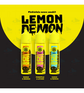 Premix Lemon Demon Guava &...