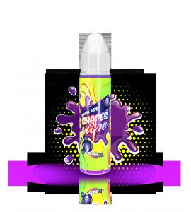 Premix Shapes of Vape Grape...