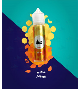 Premix Duo Melon Papaja 40ml